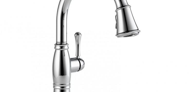 PR: Delta Touch2O Faucet
