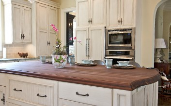 Kitchen-Elegant Country 0407