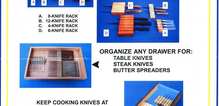 Knife Nests