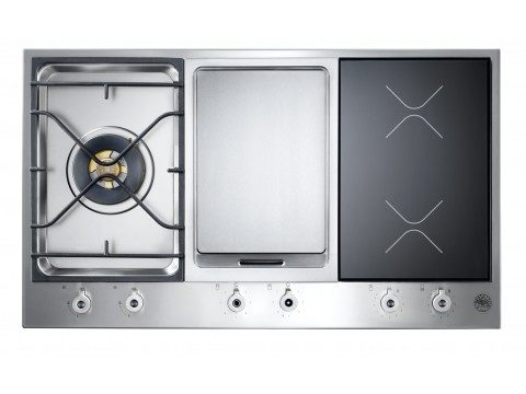 Best of KBIS 2012: Bertazzoni Segmented Cooktop