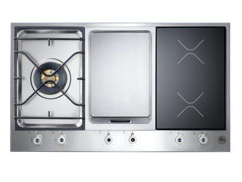 Best of KBIS 2012: Bertazzoni Segmented Cooktop