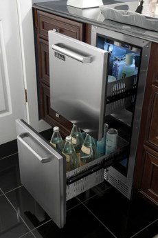 Product Review: Perlick 15inch Refrigerator Drawers