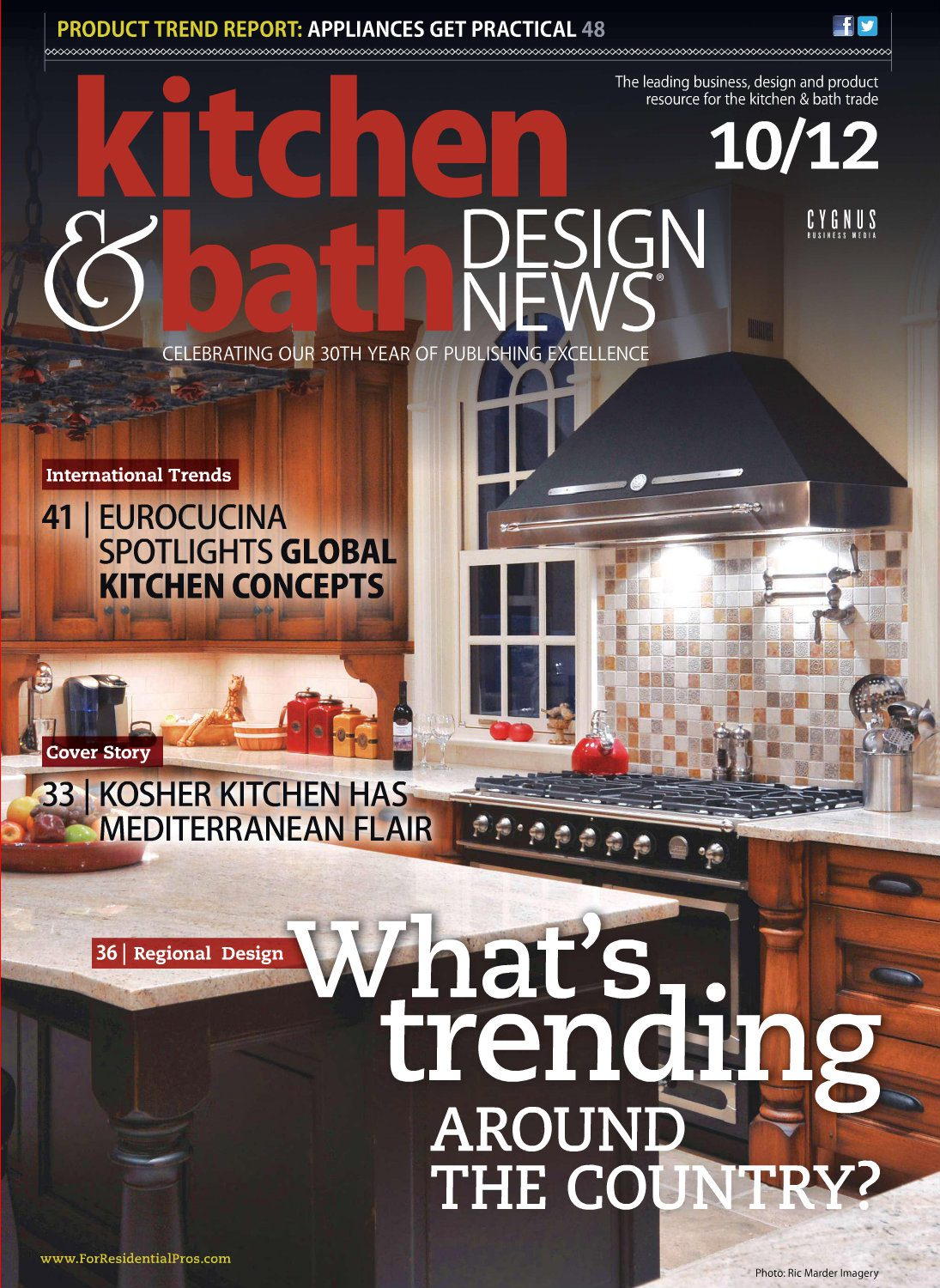 Bath featured in Transformation Article
