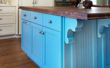 Kitchen-Bold Blue 0108