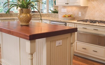 Before & After Brookhaven Kitchen