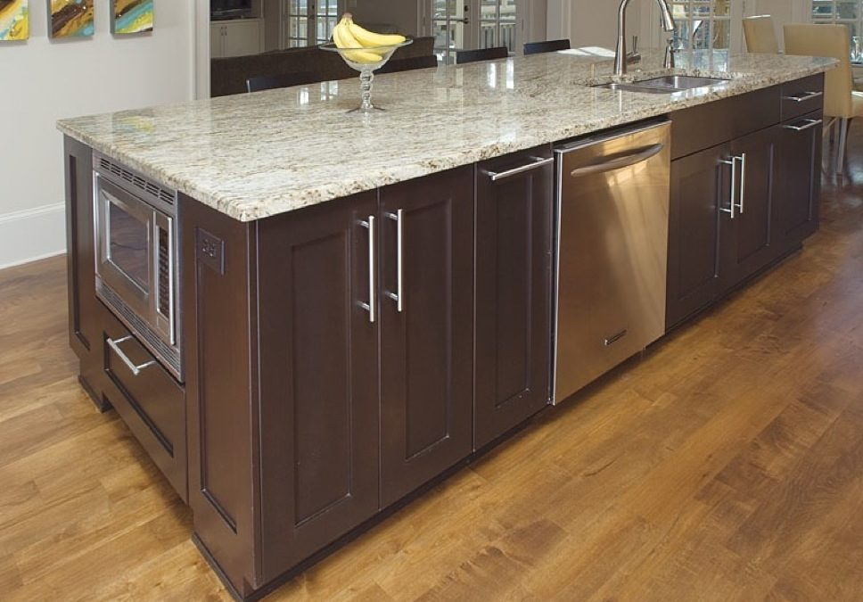 Over-sized Island Countertops