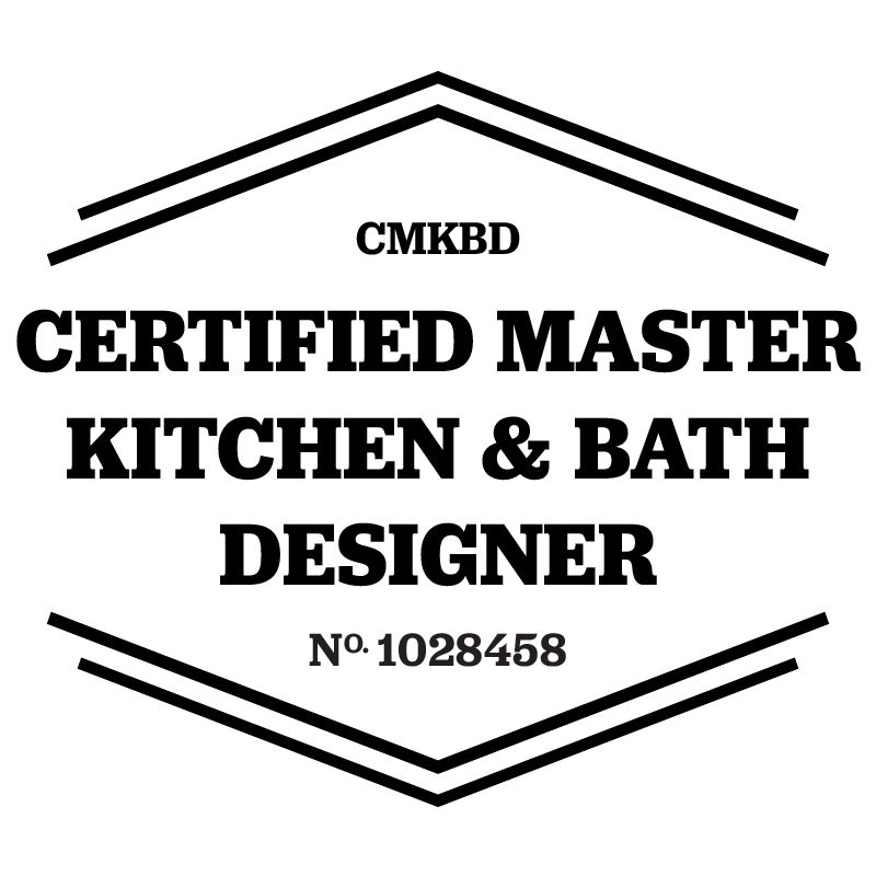Certified Master Kitchen & Bath Designer
